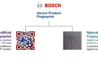 Bosch introduces new solution to combat counterfeiting